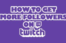 Tutorial: How to stream on twitch in FullScreen single monitor with