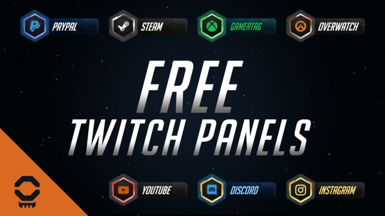 Free Graphics – Twitch Tutorials for your Stream