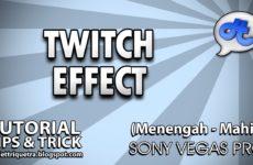 Adobe Premiere Pro Tutorial | RGB Twitch Effect – Twitch