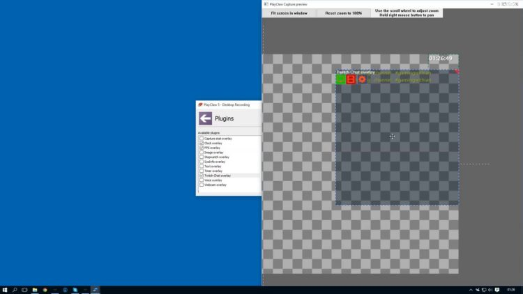 PlayClaw 5 Twitch Chat overlay tutorial – Twitch Tutorials