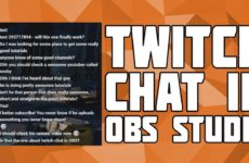 PlayClaw 5 Twitch Chat overlay tutorial – Twitch Tutorials for your