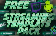 Twitch Panel Pack – Twitch Tutorials for your Stream